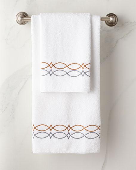 ANALI Duet Hand Towel