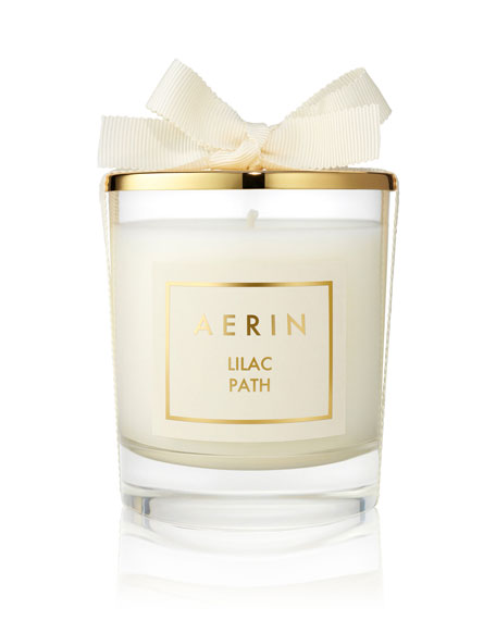 AERIN Limited Edition Lilac Path Candle, 7 oz.