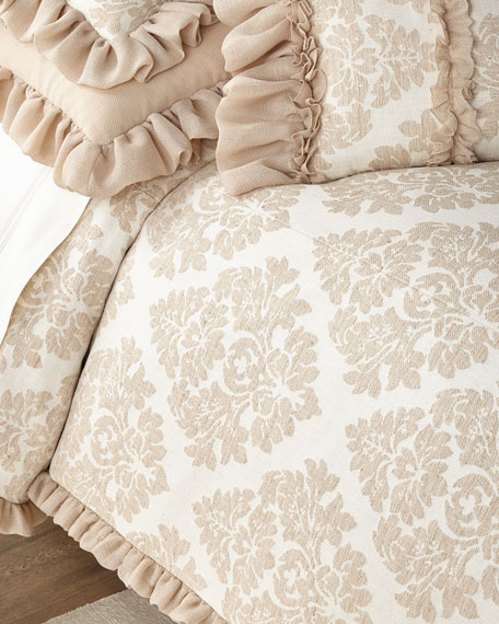 Sweet Dreams Odette Ruffle King Duvet