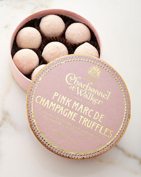 Charbonnel Et Walker Pink Marc de Champagne Swarovski®