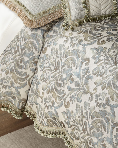 Delany King Scallop Duvet