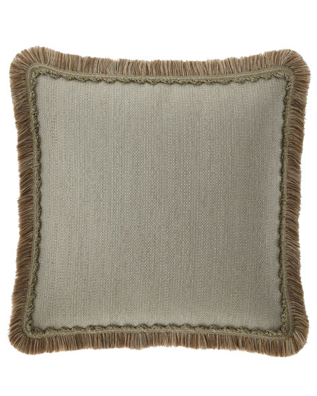 Delany Tweed European Sham