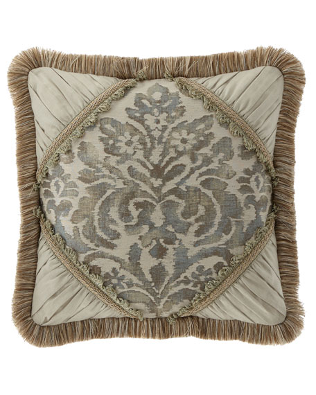 Sweet Dreams Delany Boutique Pillow with Brush Fringe