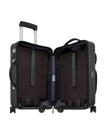 Salsa Deluxe Hybrid Multiwheel Spinner Luggage