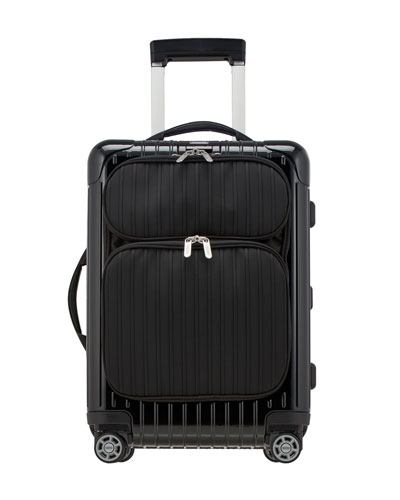 Salsa Deluxe Hybrid Multiwheel Spinner Luggage