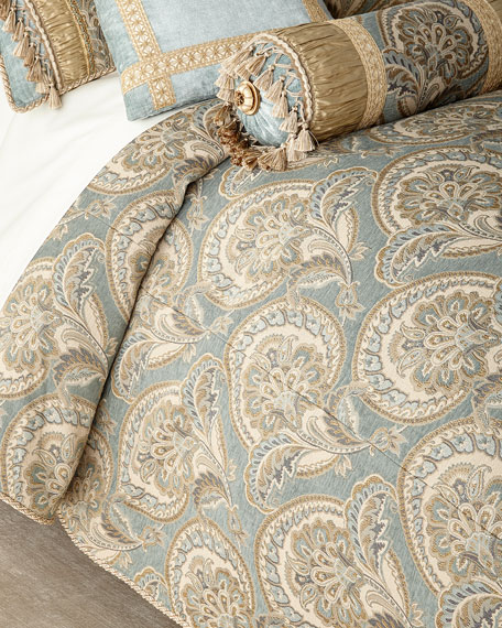 Dian Austin Couture Home Willette Paisley King Duvet