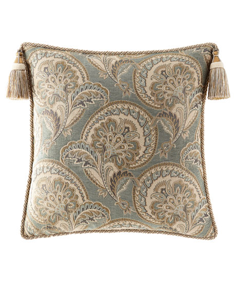 Dian Austin Couture Home Willette Paisley European Sham
