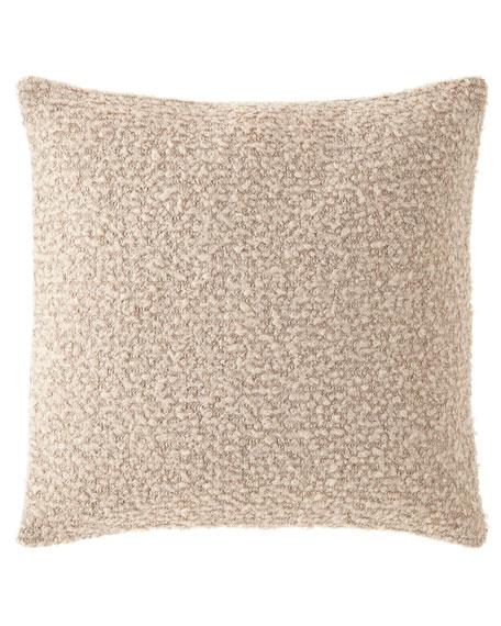 Boucle Pillow, Beige