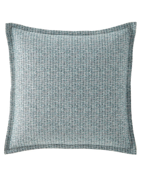 Sherry Kline Home Basketweave European Sham