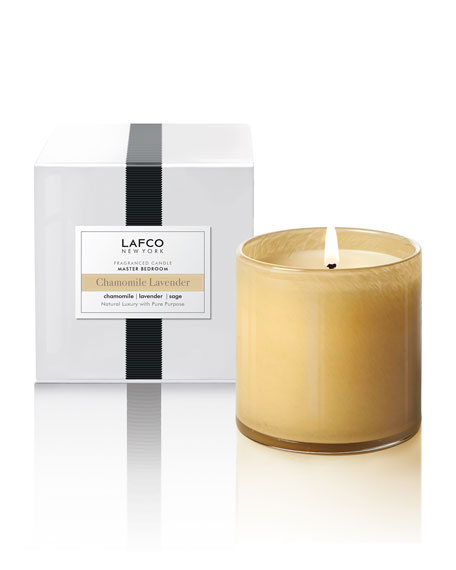 Chamomile Lavender Signature Candle &#150 Master Bedroom