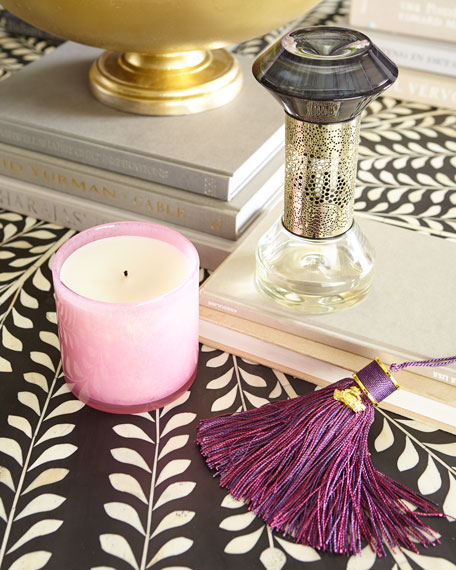 Duchess Peony Signature Candle – Powder Room