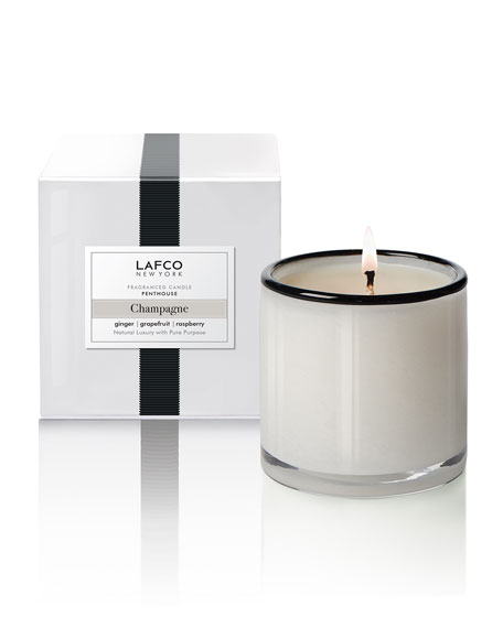 Lafco Champagne Signature Candle – Penthouse