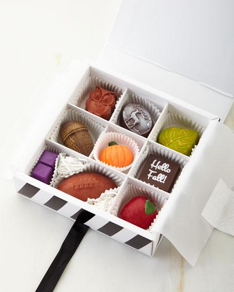 Hello Fall Chocolates