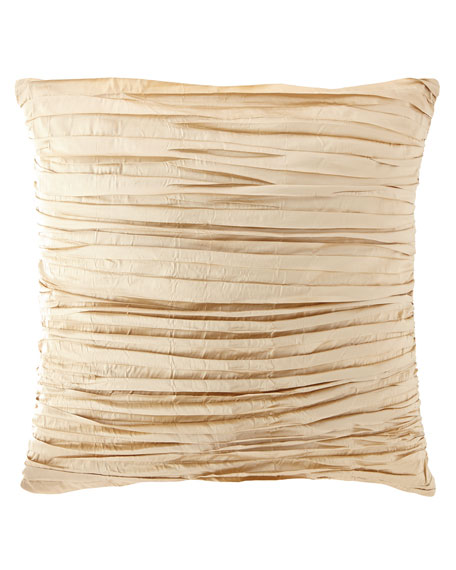 Seville Crushed Silk European Sham
