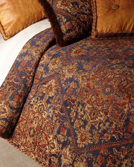 Dian Austin Couture Home Hamaden Medallion King Duvet