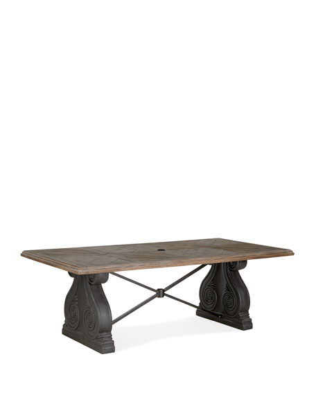 Lyon Rectangle Dining Table