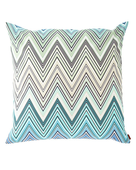 Missoni Home Kew Outdoor Pillow, 24