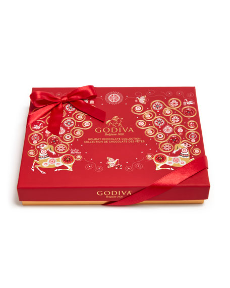 Godiva Chocolatier 16-Piece Holiday Gift Box