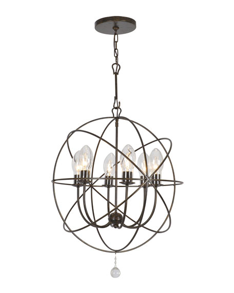 Solaris 6-Light Chandelier