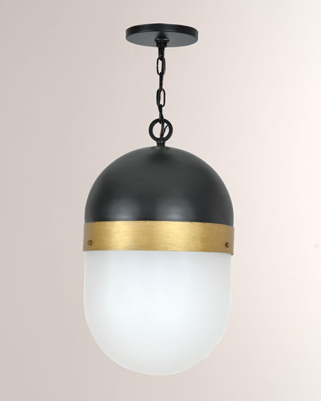 Capsule Medium 3-Light Pendant and Matching Items &