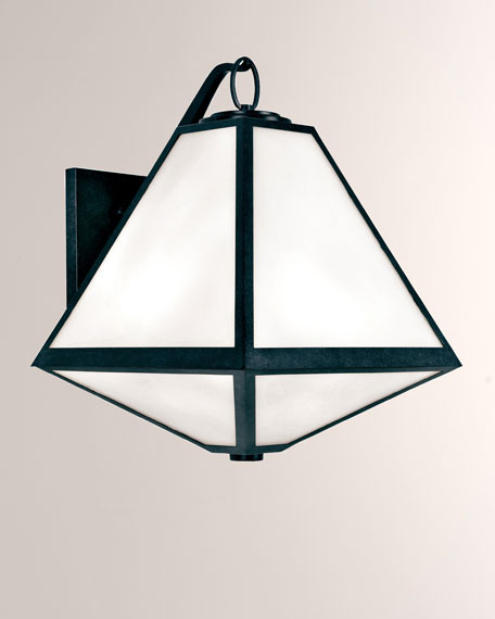 Glacier Large Sconce