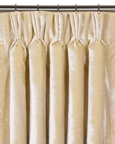 Winchester Pinch Pleat Curtain Panel, 96