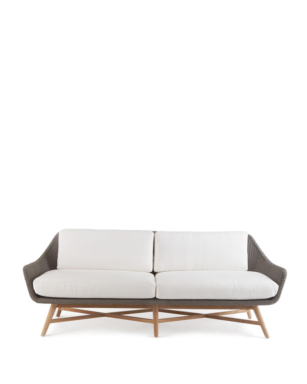 Palecek San Remo Outdoor Sofa Neiman Marcus - San-remo-contemporary-leather-sofa