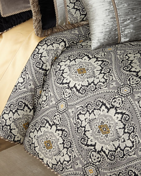 Austin Horn Classics Rockwell Queen Comforter and Matching