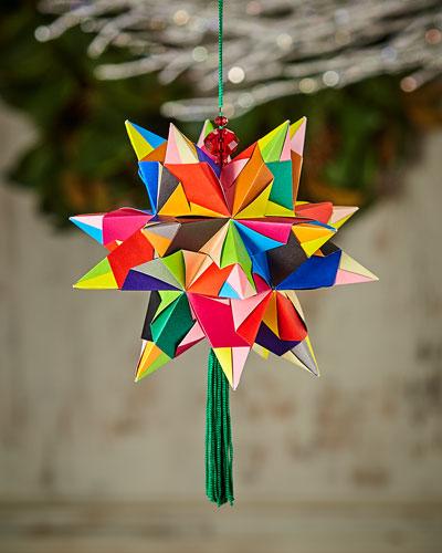 Large Stars Ornament