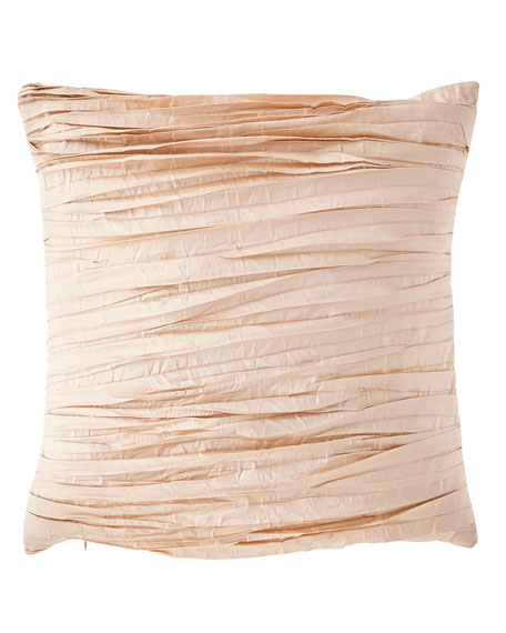 Austin Horn Classics Aurora Pleated Pillow, 20
