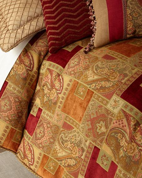 Panorama 3-Piece Queen Comforter Set