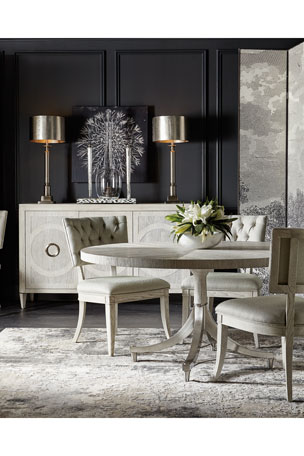 Swell Dining Room Furniture At Neiman Marcus Dailytribune Chair Design For Home Dailytribuneorg