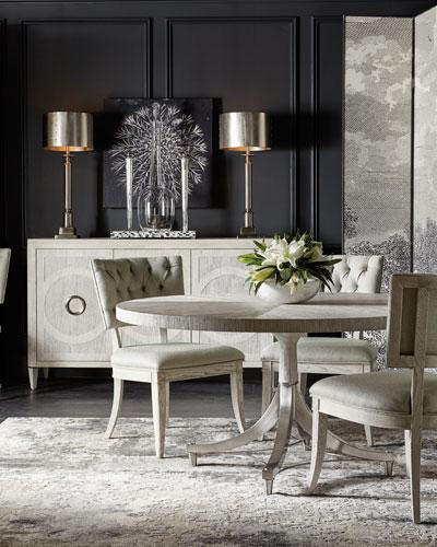 Damonica Tufted Dining Side Chair (Each)