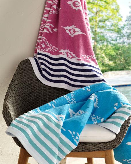 John Robshaw Dita Resort Beach Towel