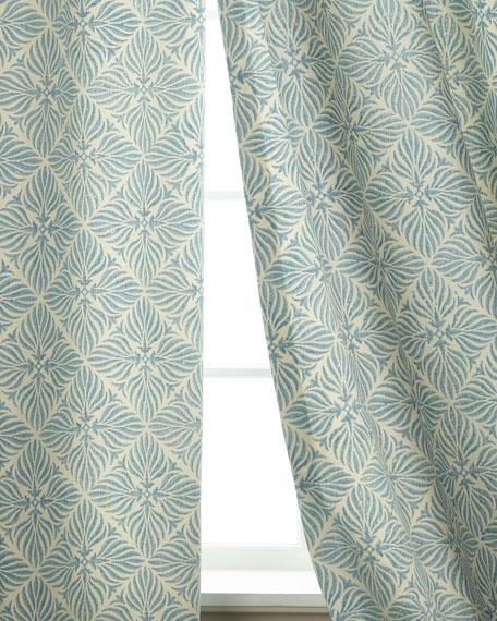 """Paramount Linen/Cotton Drape, 96""""L"""
