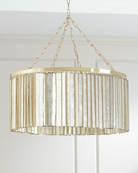 Long Strips Pendant Light