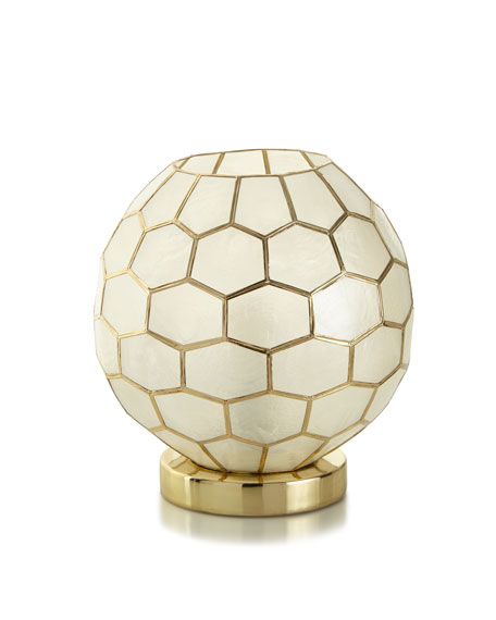 Honeycomb Ambient Light, Gold