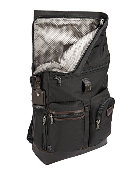 Luke Roll-Top Backpack