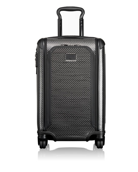 Tumi International Expandable Carry-On Luggage, Black