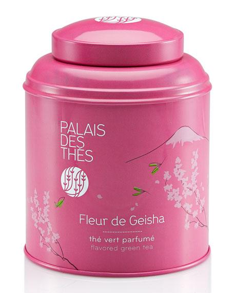 Fleur de Geisha Tea – Green Tea and Cherry Blossom