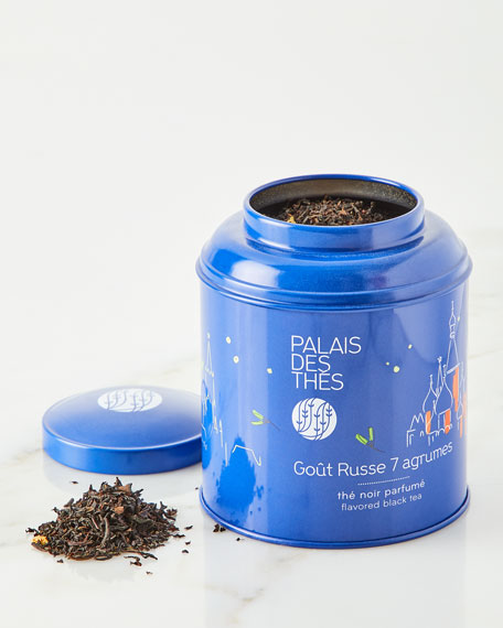 Goût Russe 7 agrumes Tea — Black Tea with Citrus