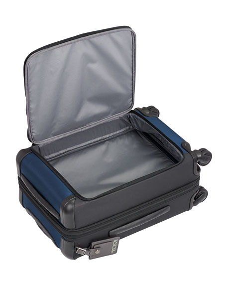 International Front Lid 4-Wheel Carry-On  Luggage