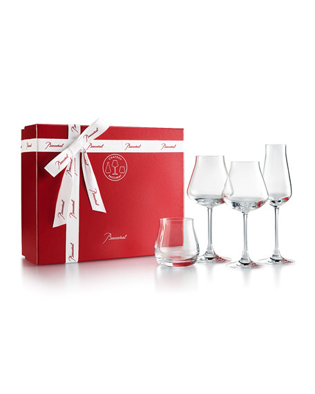 Baccarat Degustation Set