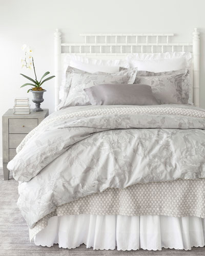 Lodi Matelasse Queen Coverlet