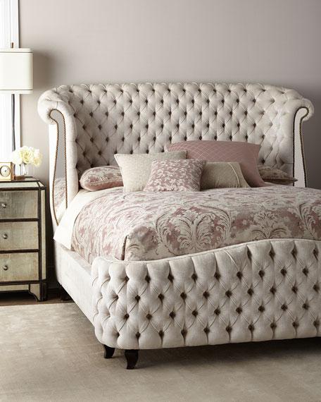 Bridgitte King Bed