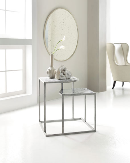 Lisa Anne Two Tiered Side Table