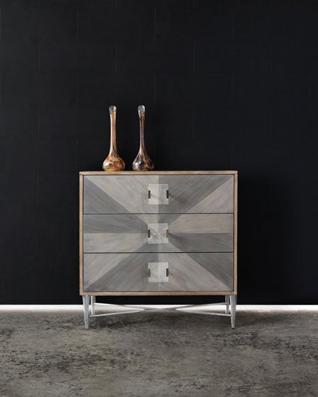 Hooker Furniture Amaia Three-Drawer Chest