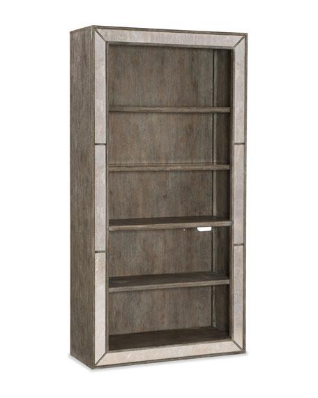 Nathan Eglomise Bookcase