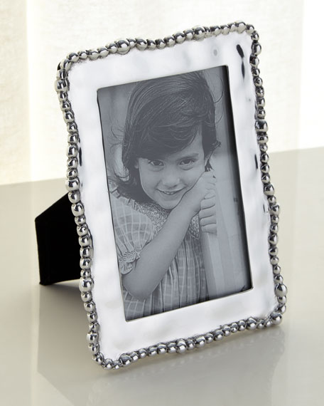 Beatriz Ball Giftables Organic Pearl Picture Frame, 4
