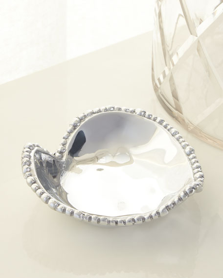 Beatriz Ball Giftables Organic Pearl Heart Bowl